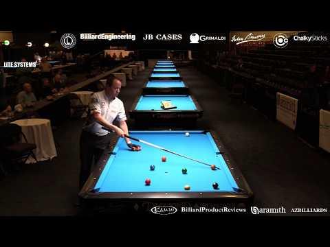 Turning Stone Classic XXXI - - Finals Jayson Shaw vs Shane Van Boening