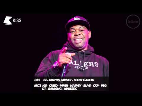 DJ EZ & Guests – MC Sparks Tribute Show – Kiss FM - 26.06.2014