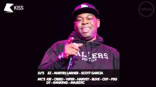 DJ EZ & Guests – MC Sparks Tribute Show – Kiss FM 26/06/2014