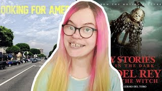 LANA DEL REY - 'LOOKING FOR AMERICA' & 'SEASON OF THE WITCH' SONG REACTION | Sisley Reacts