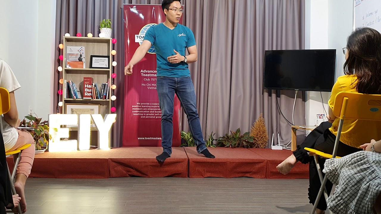 EIY - Impromptu Speaking contest 2019 - Thien Nguyen - YouTube