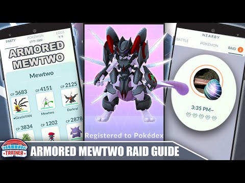 TOP *ARMORED MEWTWO*