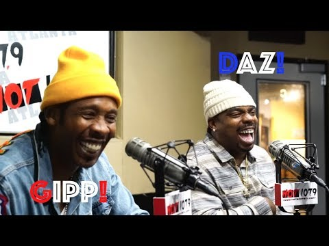 "Big Gipp & Daz Dillinger: ""Type Of Girl"" single, ATLA Album, 95 Source Awards"