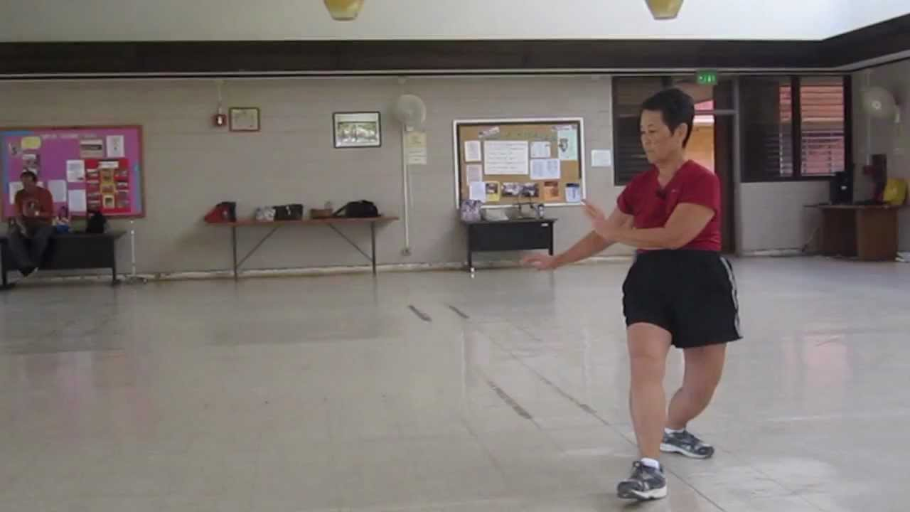 tai chi short form instructions