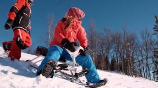 stiga snowracer ica maxi
