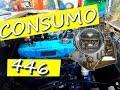 CONSUMO OPALA 4CC CARBURADOR DFV 446 GASOLINA