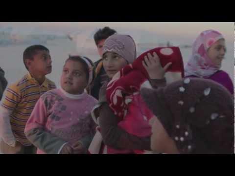 AUSTRALIAN CONVOY TO GAZA & SYRIA | ISLAMIC RELIEF | 2013