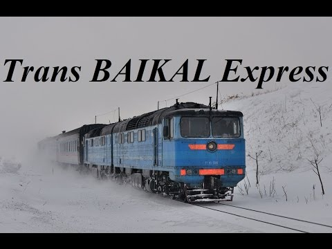 Trans Baikal-Manchurian Express (Winter 2017) Part 1