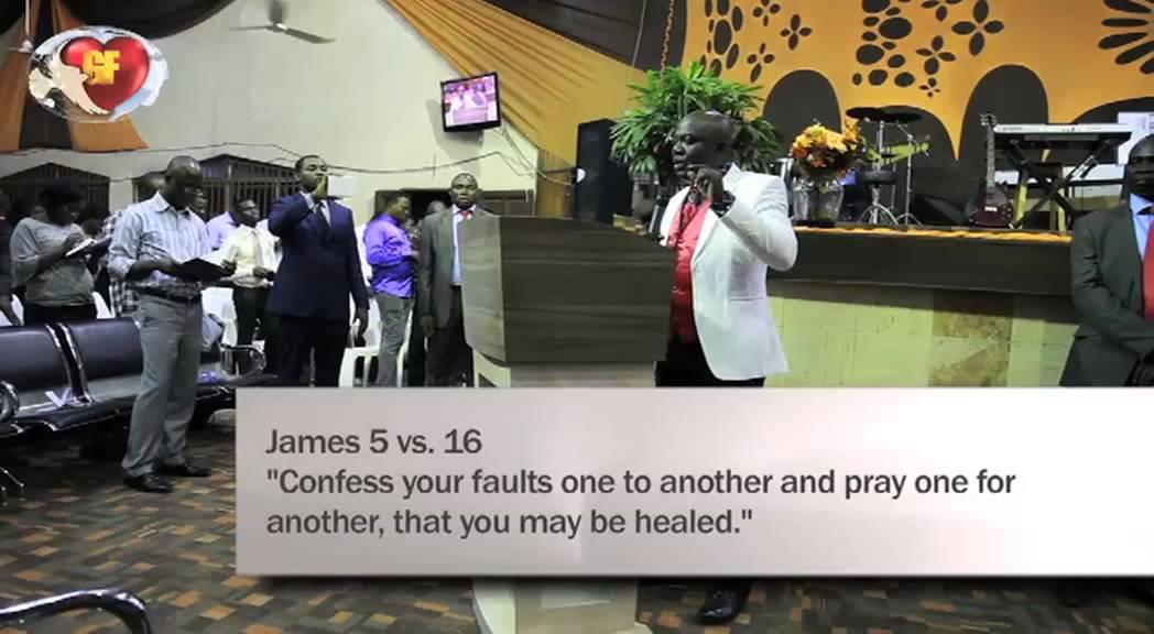 Apostle Mike Ofoegbu -