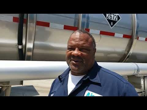 Tanker Truck Driver Makes $60k-$80k A Year Home Everyday