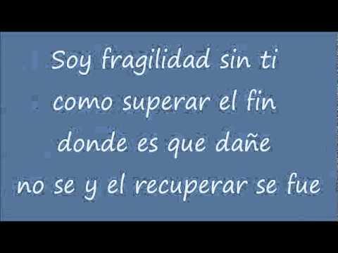 Duele el amor- Alex Syntek y Ana Torroja (letra)