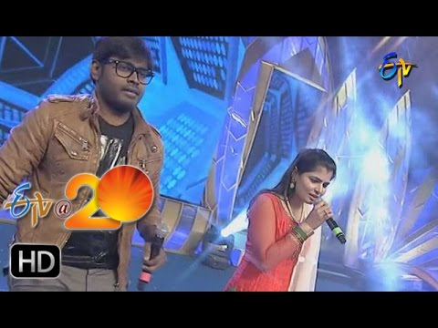 Deepu, Chinmayi Performance - Rakhee Rakhee Song In Kadapa ETV @ 20 Celebrations