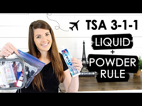 TSA-Approved Travel Snack Inspiration