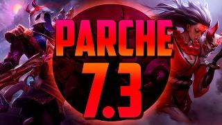 TODO NERFEOS, VUELVE RITO   Parche 7.3 (League of Legends)