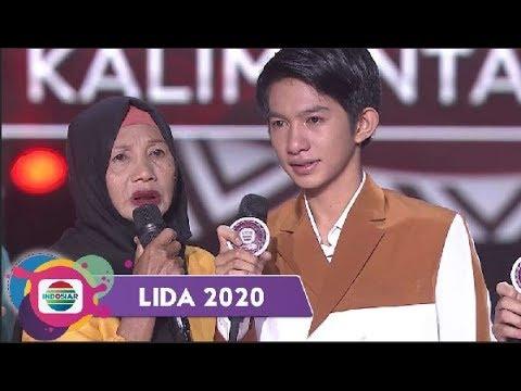 DOBEL BAHAGIA!! Angga-Kalbar Dapat Mesin Jahit Buat Ibunda Dan Dapat Kejutan Lagi | LIDA 2020