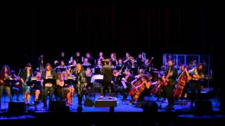 Seattle Rock Orchestra performs T. Rex - Solid Gold Easy Action (11.8.15)