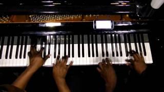 Enough Said - Aaliyah ft Drake Piano Cover