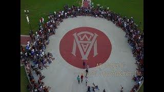 Delta Gamma Chapter of Alpha Phi Alpha Fraternity, Inc.-NPHC Greek Yard Show '17-Alabama A&M