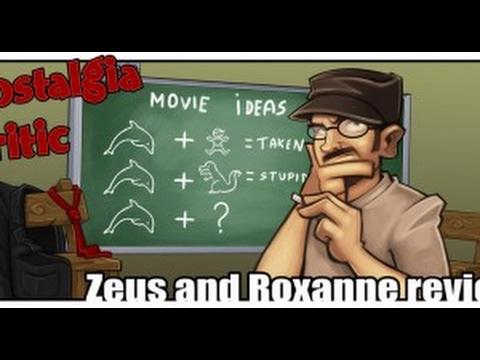 Nostalgia Critic #123 - Zeus and Roxanne (rus sub)