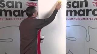 Нанесение фактурной штукатурки Rilievo от SanMarco(Нанесение фактурной штукатурки Rilievo от SanMarco., 2015-03-02T10:20:14.000Z)