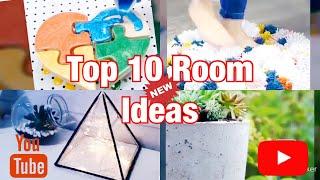 TOP 10 TEEN ROOM DECOR | Super Easy Fun Ideas!!