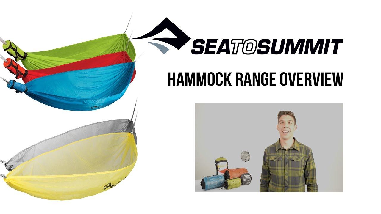 Sea to Summit Hammock Gear Sling
