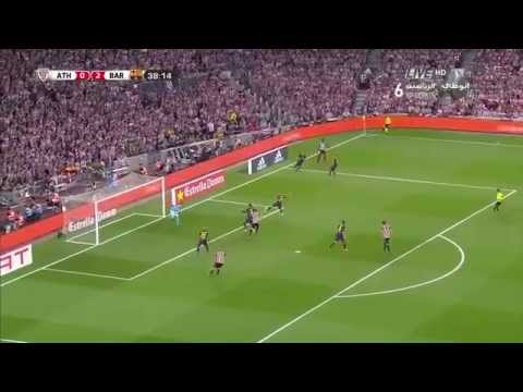 Barcelona vs Athletic Bilbao 3 1 – Full Match 30-05-2015 PART 1 Copa Del Rey Final