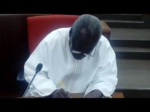 Gambia: Halifa Sallah's Intervention On The President's Report Presented At The National Assembly