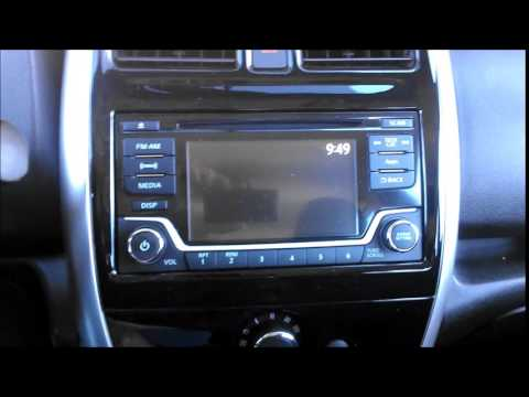 2015 nissan versa note interior youtube. Black Bedroom Furniture Sets. Home Design Ideas