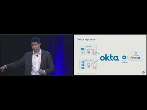 Oktane17: Build a Single Source of Truth for Your Digital Id