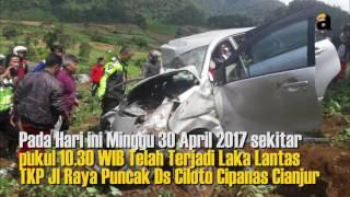 tragedi kecelakaan beruntun ciloto -puncak bogor