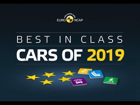 Euro NCAP Best In Class Cars Of 2019