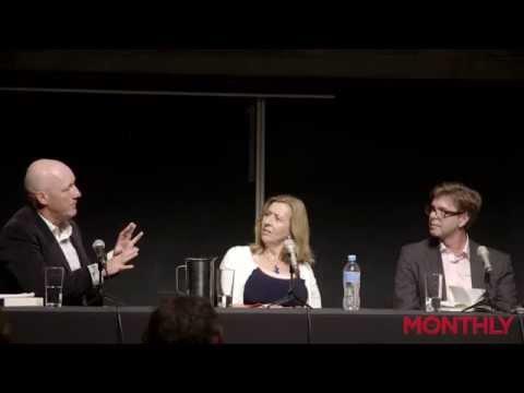 Let the Land Speak: Malcolm Knox, Kathryn Heyman, Ian Hoskins at the Sydney Writers' Festival