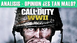 CALL OF DUTY WW2 [OPINION PERSONAL]