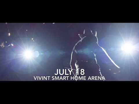 Tim McGraw & Faith Hill Soul2Soul Tour at Vivint Smart Home Arena July 18, 2018