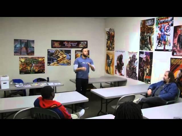 Self Publishing Workshop – Part 2