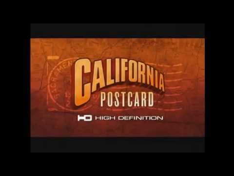 California Postcard Village Music