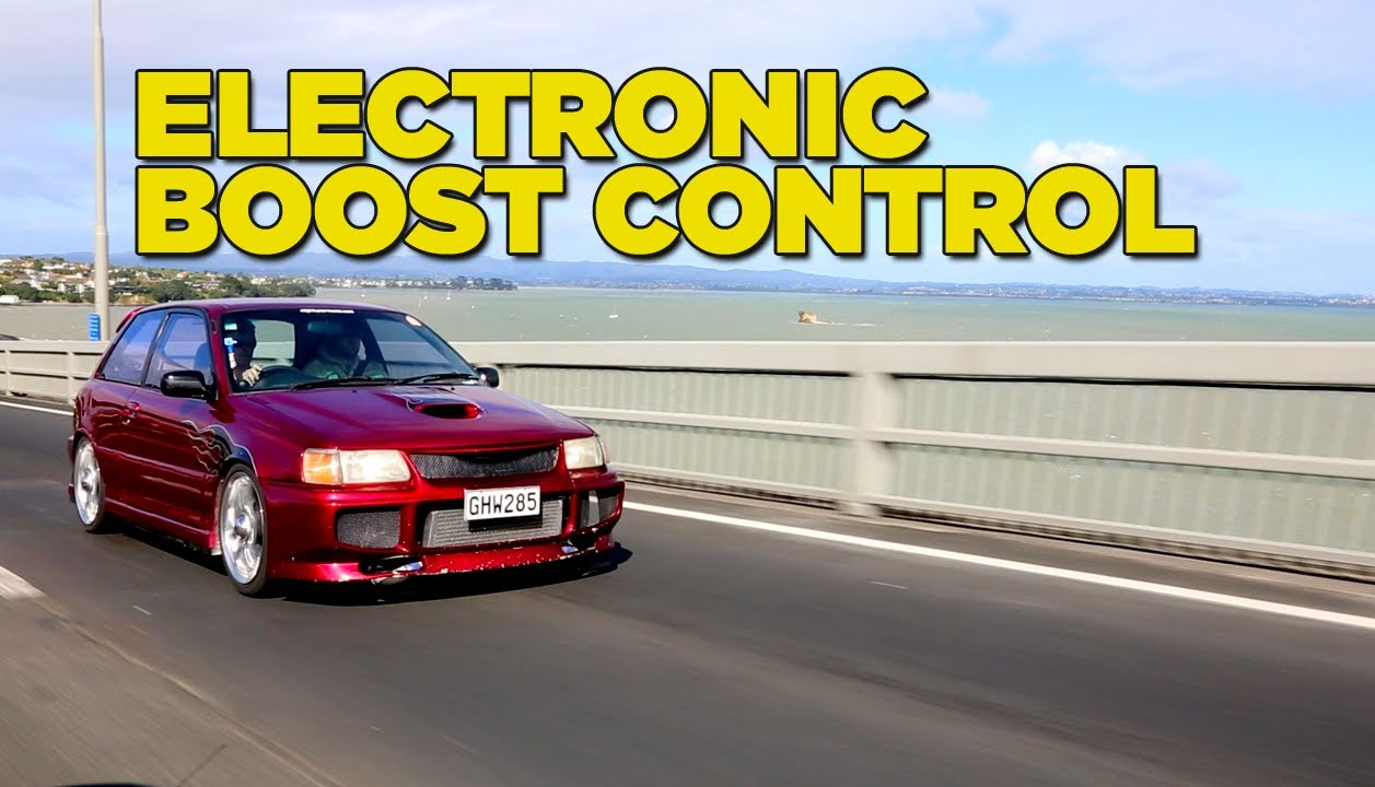 Diy Electronic Boost Controller Install Youtube Toyota Glanza Wiring Diagram