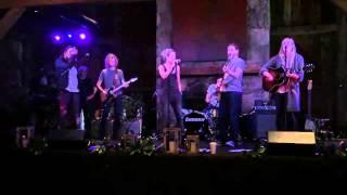 "Sheryl Crow - ""I Saw the Light"" soundcheck @ Blackberry Farm"