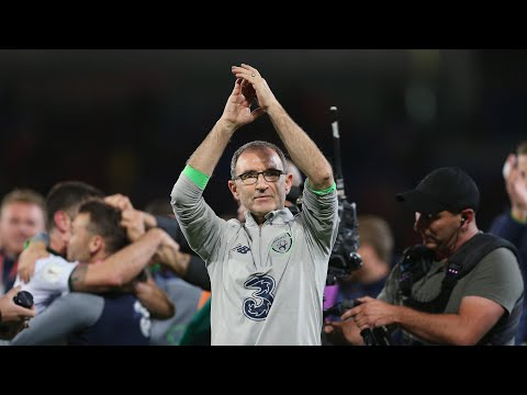 Republic of Ireland's Martin O'Neill: 'We had to come here to win in Cardiff'