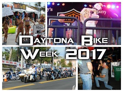 Daytona Bike Week 2017 HD