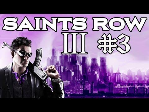 Saints Row: The Third #3 - Tancuri, tuning si haine noi (cu Anca)