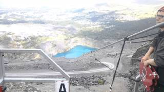 Extreme zip wiring 2- from the top