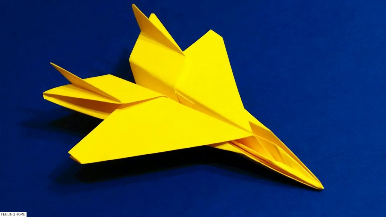 How To Make Straight Line Art : ☑ how to make a paper airplane straight line fly fun