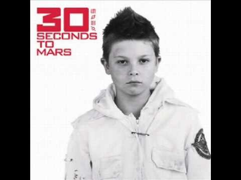 93 Million Miles 30 Seconds To Mars with lyrics
