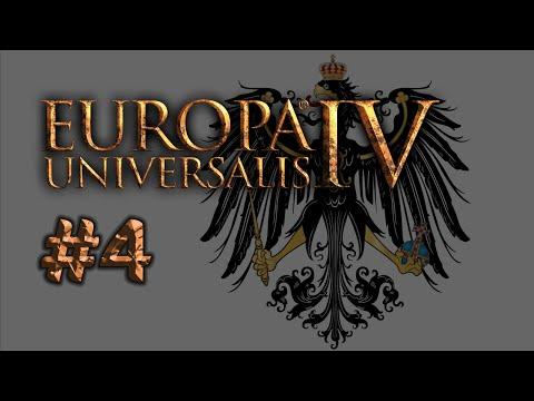 EU4 Brandenburg/Prussia - Part 4 - Don't Feel Like Danzig