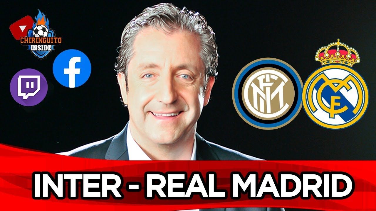 🔴 DIRECTO | INTER - REAL MADRID con EL CHIRINGUITO | Champions League | Chiringuito Inside - download from YouTube for free