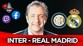 🔴 DIRECTO | INTER - REAL MADRID con EL CHIRINGUITO | Champions League | Chiringuito Inside
