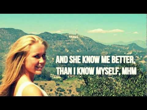 Dean Raven - Simply Amazing [Lyrics on Screen] (Sept. 2012) M'Fox