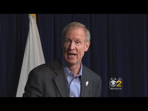 Rauner: Pritzker 'Worst Investor On The Planet'